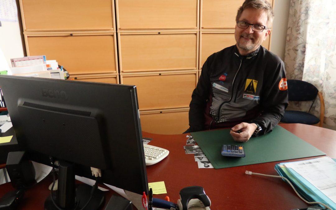 NP esittäytyy: talousassistentti ja kouluttaja Mikko Leppävuori