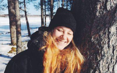 NP:n harjoittelija Heljä esittäytyy